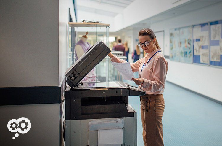 Your copier isn't just a machine you're buying or leasing. It enables your business to communicate.