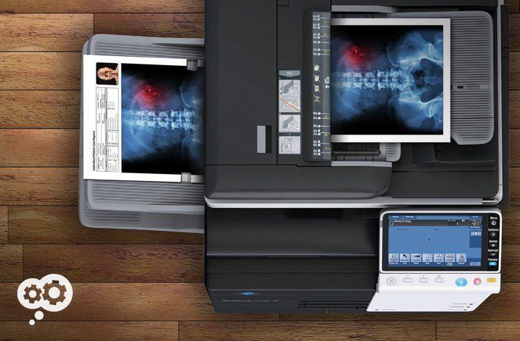 You can't just buy a HIPAA compliant copier - but you can insure your copier is HIPAA compliant