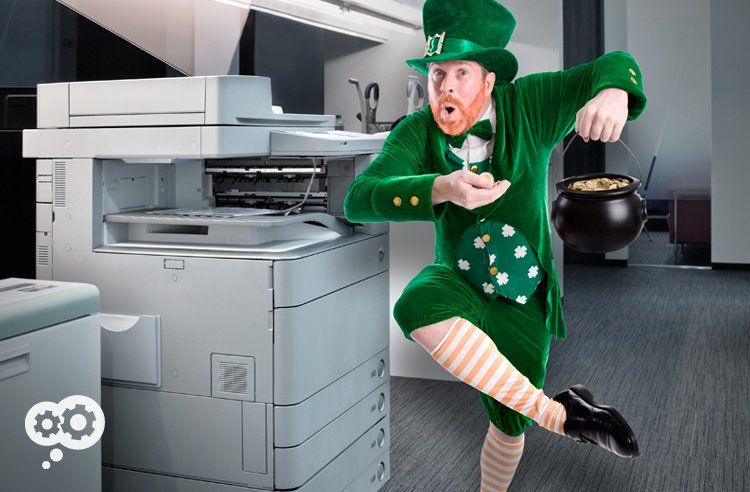 How's your luck when it comes to finding a good copier repair service?