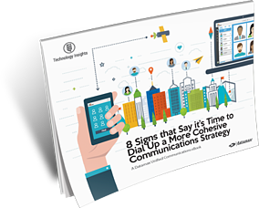 8 Signs Unified Communications eBook