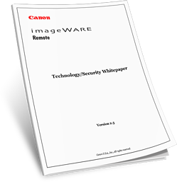 ImageWare Remote Technical Whitepaper