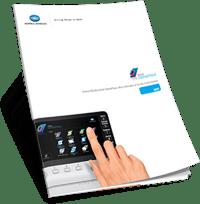 Konica Minolta Apps Booklet