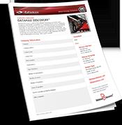 Datamax Discovery Network Risk Assessment
