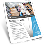 Education brochure documents