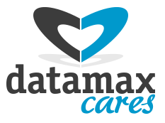 datamax cares logo