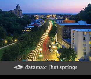 Downtown Hot Springs, Arkansas