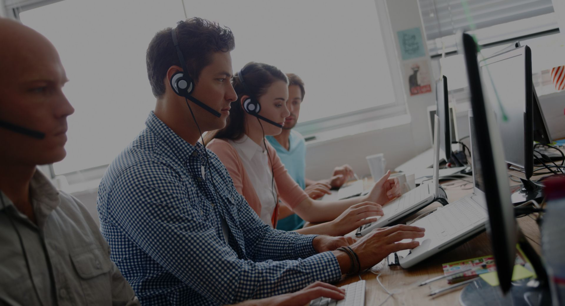 IT Managed Services Help Desk