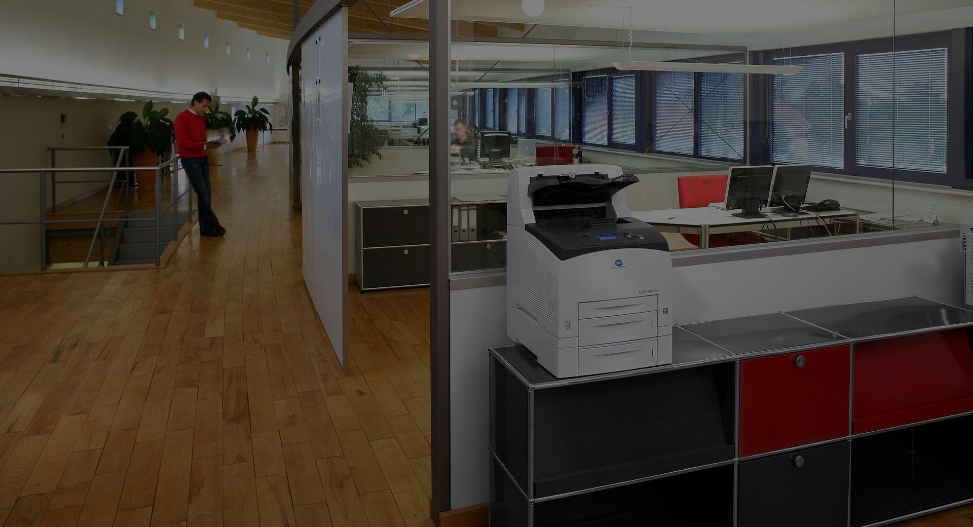 Dallas HP Printers