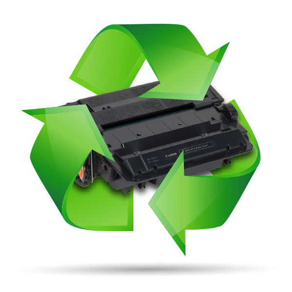 Recycled Toner for HP Laser Printers