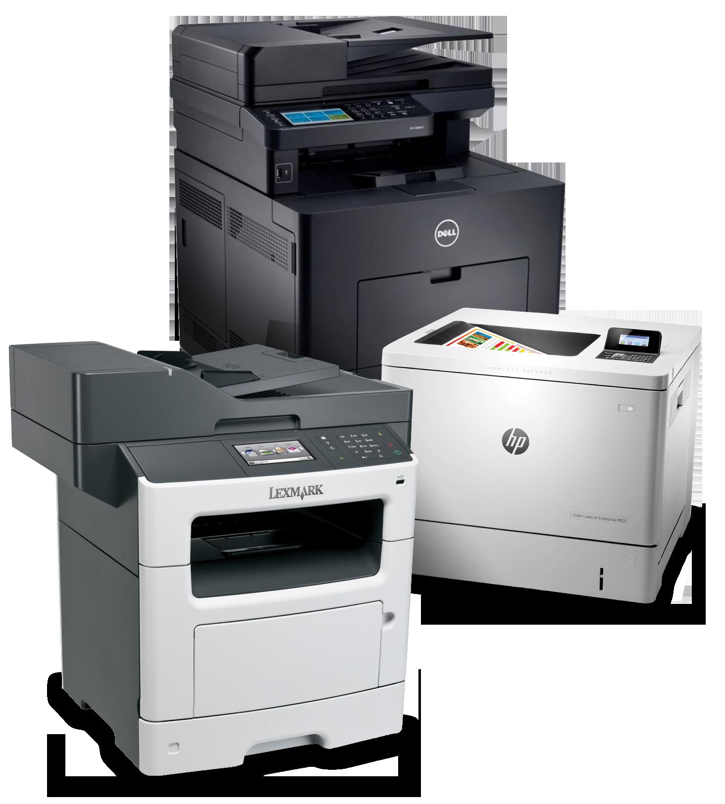 HP Color Laser Printers in Dallas