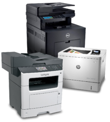 HP Color Laser Printers in Dallas