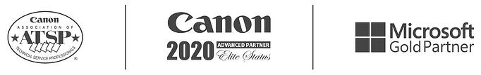 Datamax Canon ATSP - Advanced Partner - Gold Partner
