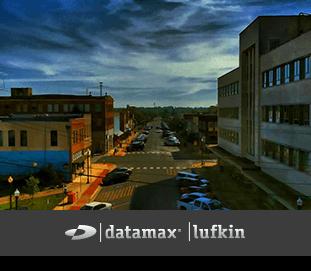 Downtown Lufkin, Texas