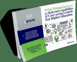 Datamax Print Management for Colleges & Universities
