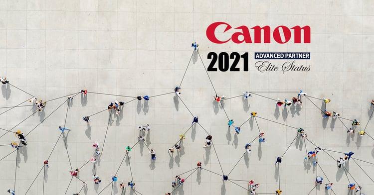 Datamax Canon Advanced Partner 2021